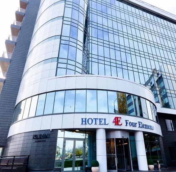 Отель Four Elements Kirov